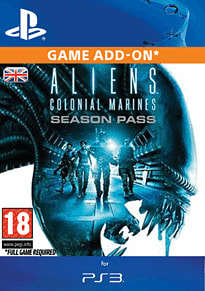 Aliens: Colonial Marines - Season Pass PlayStation Network