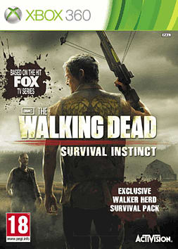 The Walking Dead: Survival Instinct - GAME Exclusive Walker Herd Survival Pack Xbox 360 Cover Art