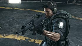 Resident Evil Revelations screen shot 1