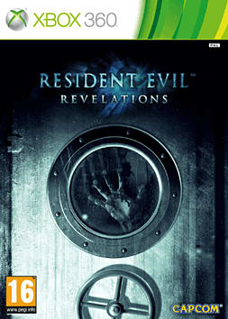 Resident Evil Revelations Xbox 360 Cover Art