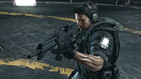 Resident Evil Revelations screen shot 3
