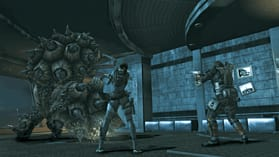 Resident Evil Revelations screen shot 2