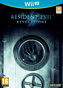 Resident Evil Revelations Wii U Cover Art
