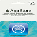 iTunes Apps - £25 Gifts