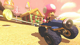 Mario Kart 8 screen shot 1