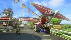 Mario Kart 8 screen shot 2