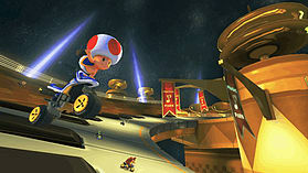 Mario Kart 8 screen shot 5