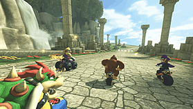 Mario Kart 8 screen shot 6