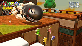 Super Mario 3D World screen shot 2