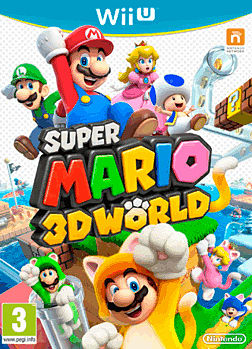 Super Mario 3D World Wii U