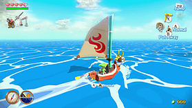 The Legend of Zelda: The Wind Waker HD screen shot 1