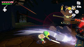 The Legend of Zelda: The Wind Waker HD screen shot 2
