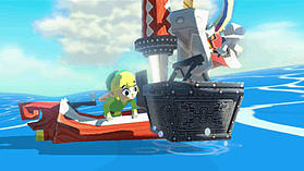 The Legend of Zelda: The Wind Waker HD screen shot 5
