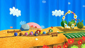 Yoshi's Woolly World screen shot 10
