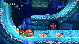 Yoshi's Woolly World screen shot 2