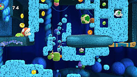 Yoshi's Woolly World screen shot 3