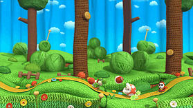 Yoshi's Woolly World screen shot 4