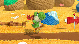 Yoshi's Woolly World screen shot 5