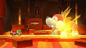 Yoshi's Woolly World screen shot 7