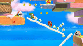 Yoshi's Woolly World screen shot 8