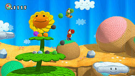 Yoshi's Woolly World screen shot 9