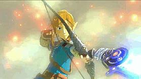 The Legend of Zelda: Breath of the Wild screen shot 11