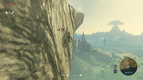 The Legend of Zelda: Breath of the Wild screen shot 1