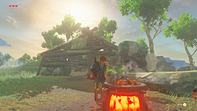 The Legend of Zelda HD screen shot 3