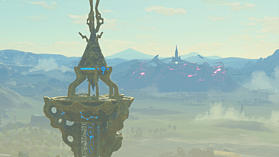 The Legend of Zelda: Breath of the Wild screen shot 6