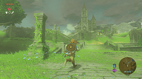 The Legend of Zelda: Breath of the Wild screen shot 8