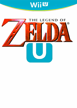 The Legend of Zelda HD Wii U Cover Art