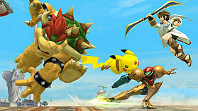 Super Smash Bros. screen shot 4