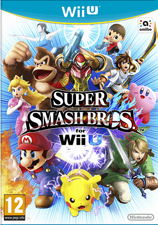 Wii U Super Smash Bros. at GAME.co.uk