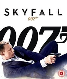 Skyfall (Triple Play - Blu-Ray, DVD and Digital Copy) BluRay