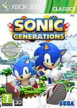 Sonic Generations (Classics) Xbox 360