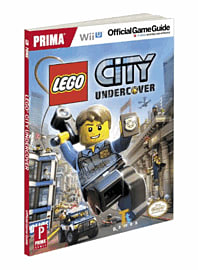 LEGO City Undercover Strategy Guide Strategy Guides and Books