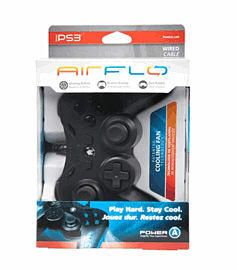 PowerA AirFlo Controller for PlayStation 3 Accessories