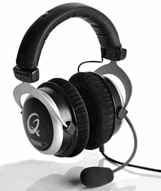 QPAD QH-1339 Pro Gaming Headset Accessories