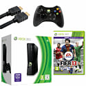 Xbox 360 4GB with Xbox 360 Wireless Controller, HDMI Cable and FIFA 13 Xbox 360