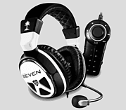 Turtle Beach Seven Series Z Seven PC & Mac Headset screen shot 1