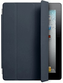iPad Smart Cover - Leather - Navy Accessories