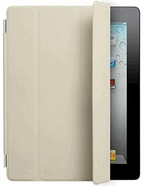 iPad Smart Cover - Leather - Cream Accessories