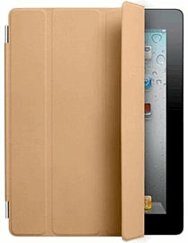 iPad Smart Cover - Leather - Tan Accessories