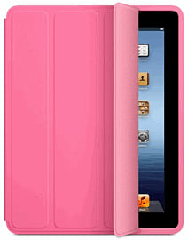 iPad Smart Case - Polyurethane - Pink Accessories