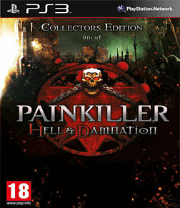 Painkiller Hell & Damnation Collector's Edition PlayStation 3