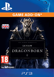 The Elder Scrolls V: Skyrim - Dragonborn PlayStation Network