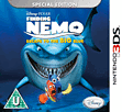 Finding Nemo: Escape to the Big Blue 3DS