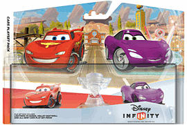Disney INFINITY Cars Playset Toys and Gadgets