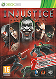 Injustice: Gods Among Us GAME Exclusive Special Edition Xbox 360