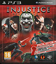 Injustice: Gods Among Us GAME Exclusive Special Edition PlayStation 3